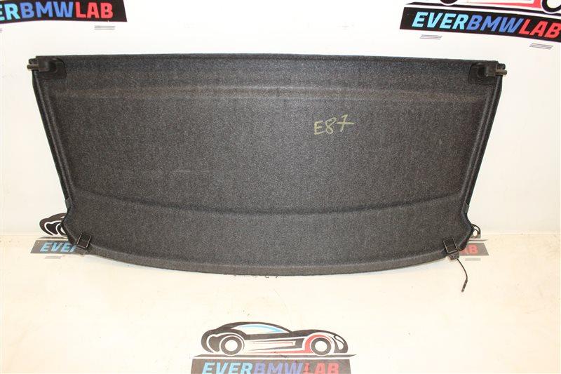 Полка багажника Bmw 1 Series E87 N46B20B 06/2006
