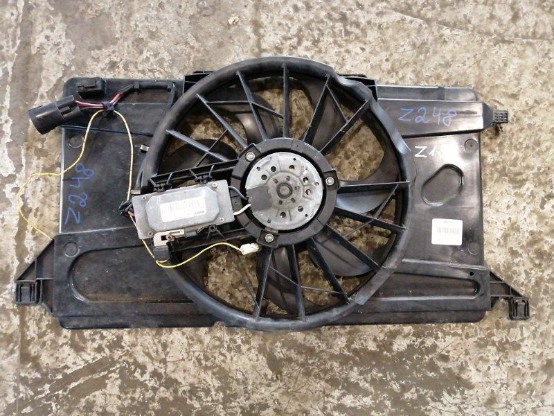 Вентилятор радиатора Mazda 3 BK Z6 2005 (б/у)
