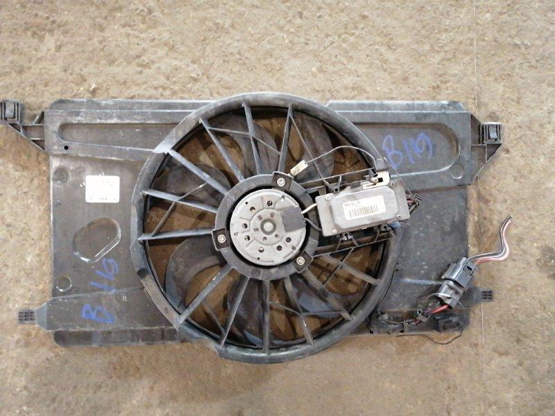 Вентилятор радиатора Mazda 3 BK Z6 2004 (б/у)