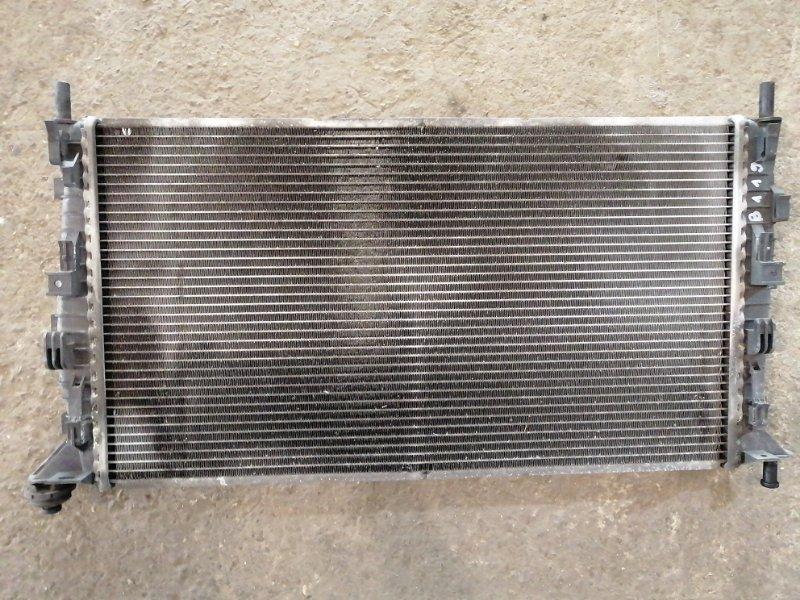 Радиатор двс Mazda 3 BK Z6 2004 (б/у)