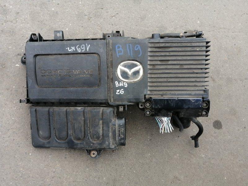 Блок управления двигателем Mazda 3 BK Z6 2004 (б/у)
