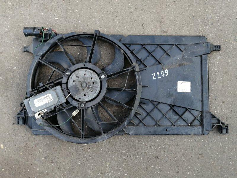 Вентилятор радиатора Mazda 3 BK LF 2005 (б/у)