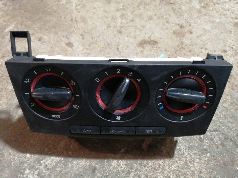 Блок кондиционера Mazda 3 BK Z6 2004 (б/у)