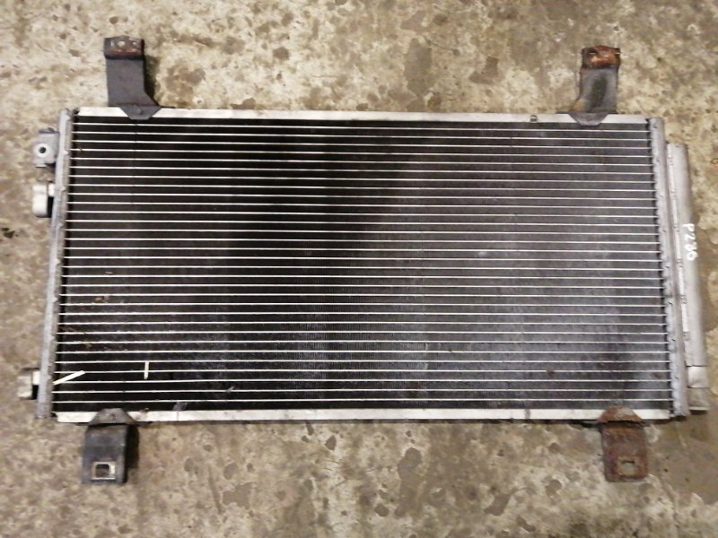 Радиатор кондиционера Mazda 6 GG LF 2005 (б/у)