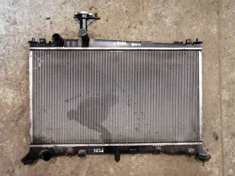 Радиатор двс Mazda 6 GG LF 2005 (б/у)
