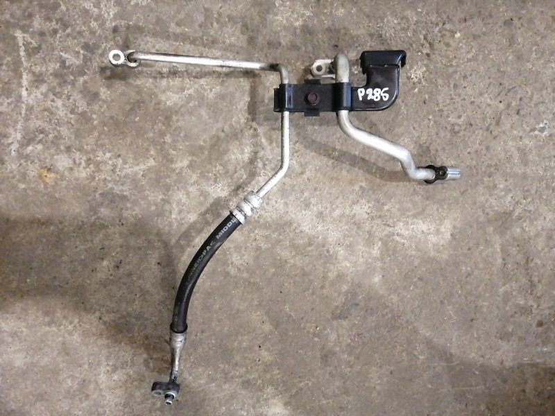 Шланг кондиционера Mazda 6 GG LF 2005 (б/у)