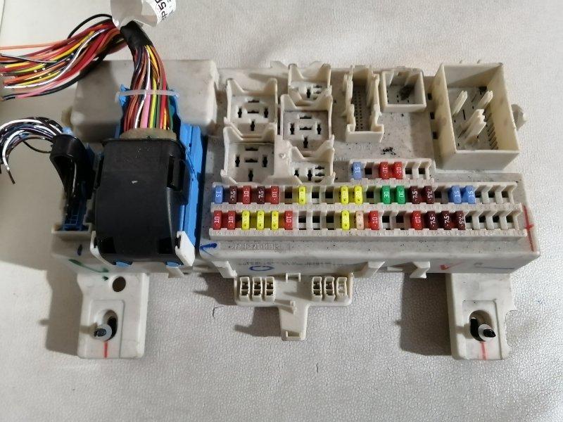 Блок предохранителей Mazda 3 BK LF 2005 (б/у)