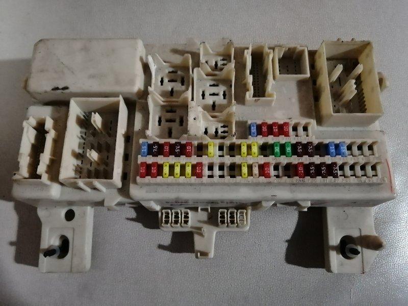Блок предохранителей Mazda 3 BK Z6 2007 (б/у)