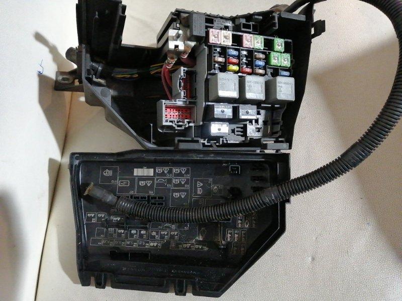 Блок предохранителей Ford Mondeo 4 2.0L DURATEC-HE 2007 (б/у)