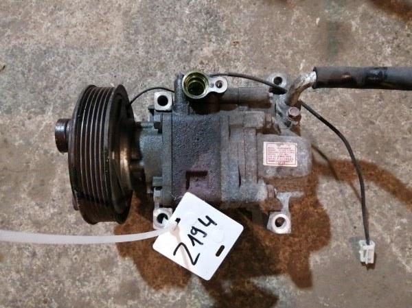 Компрессор кондиционера Mazda 3 BK Z6 2005 (б/у)