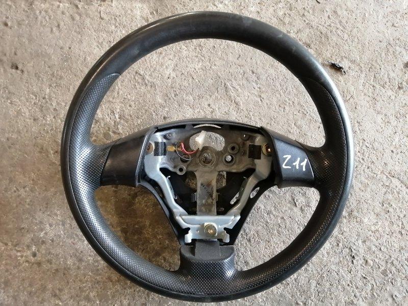 Руль Mazda 3 BK (б/у)