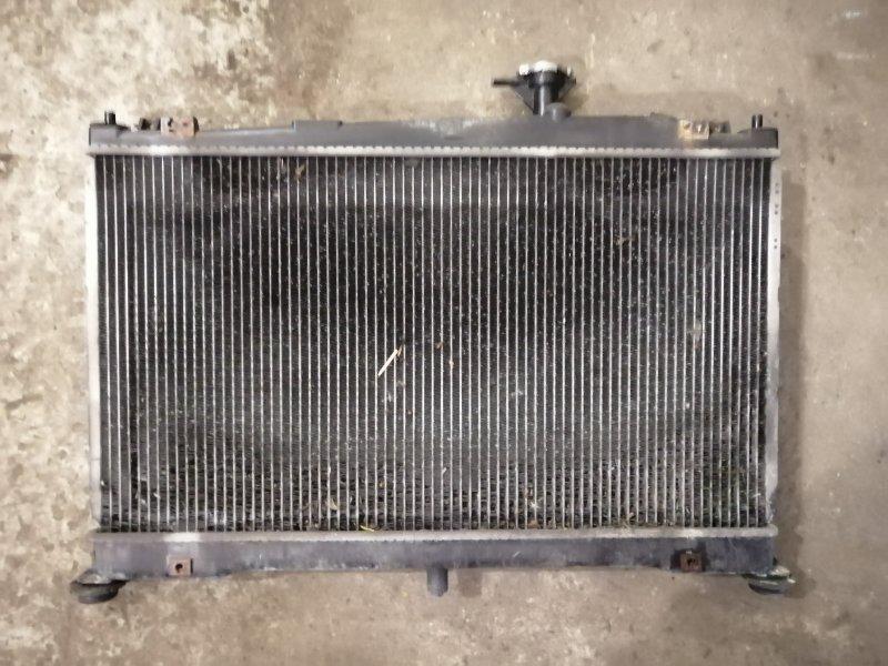 Радиатор двс Mazda 6 GG (б/у)