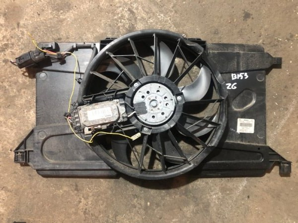 Вентилятор радиатора Mazda 3 BK Z6 2008 (б/у)