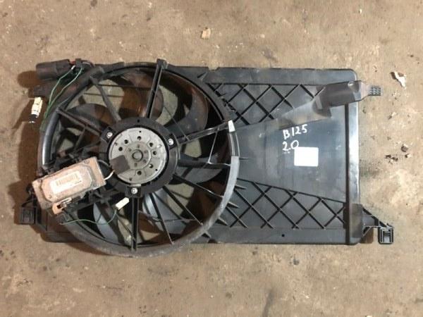 Вентилятор радиатора Mazda 3 BK LF 2007 (б/у)