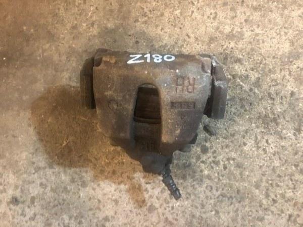 Тормозной суппорт Mazda 3 BK Z6 2005 передний правый (б/у)