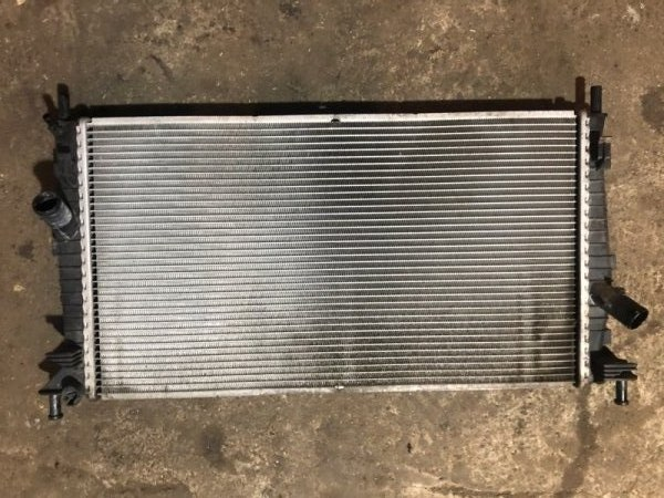 Радиатор двс Mazda 3 BK Z6 2005 (б/у)