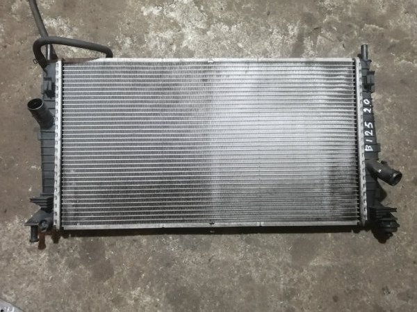 Радиатор двс Mazda 3 BK LF 2007 (б/у)