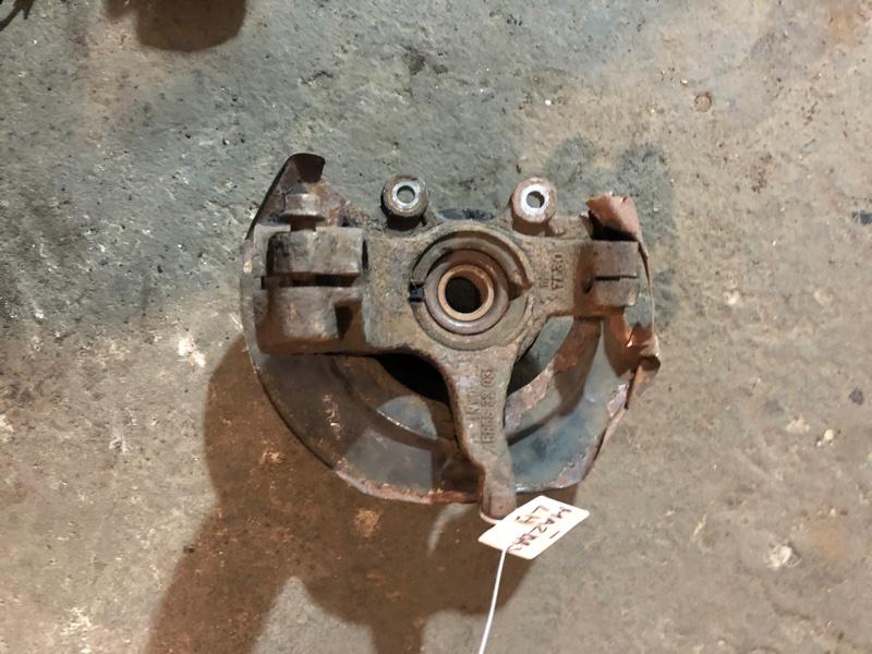 Поворотный кулак Mazda 3 BK передний левый (б/у)