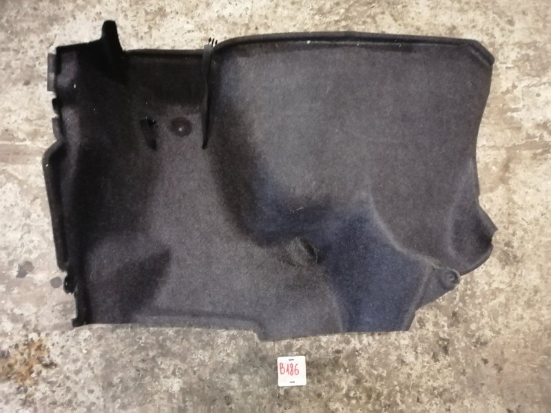 Обшивка багажника Mazda 3 BK LF 2006 правая (б/у)