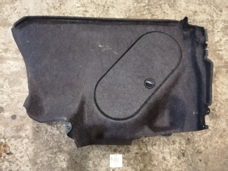 Обшивка багажника Mazda 3 BK LF 2006 левая (б/у)