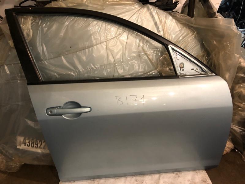 Дверь Mazda 3 BK Z6 2007 передняя правая (б/у)