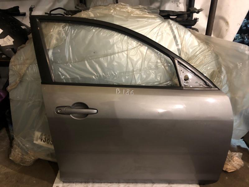 Дверь Mazda 3 BK LF 2006 передняя правая (б/у)