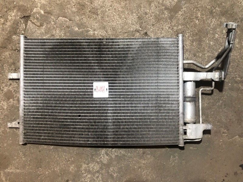 Радиатор кондиционера Mazda 3 BK Z6 2007 (б/у)