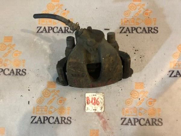 Тормозной суппорт Mazda 3 BK LF 2006 передний правый (б/у)