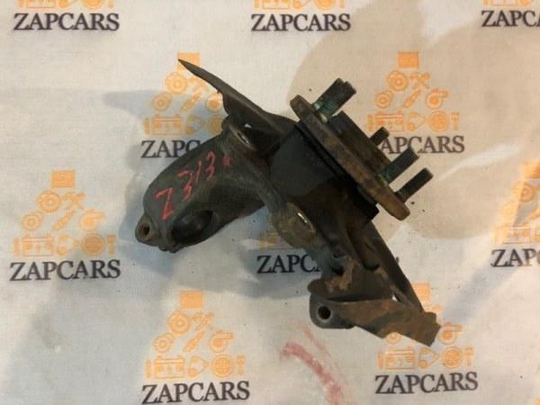 Поворотный кулак Mazda 3 BK Z6 2007 передний правый (б/у)