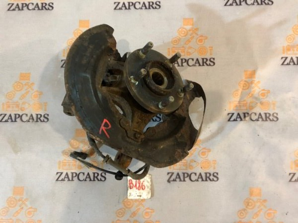Поворотный кулак Mazda 3 BK LF 2006 передний правый (б/у)