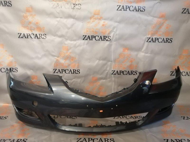 Бампер Mazda 3 BK передний