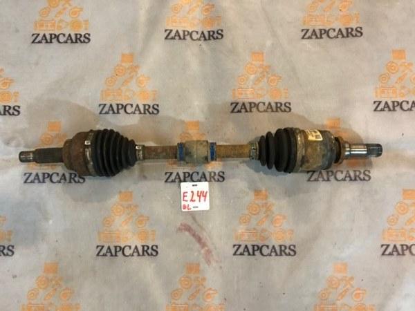 Привод Mazda 3 BL Z6 2009 левый (б/у)