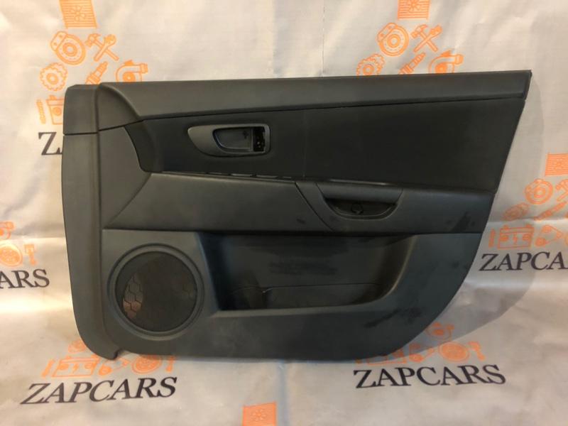 Обшивка салона Mazda 3 BK передняя правая (б/у)