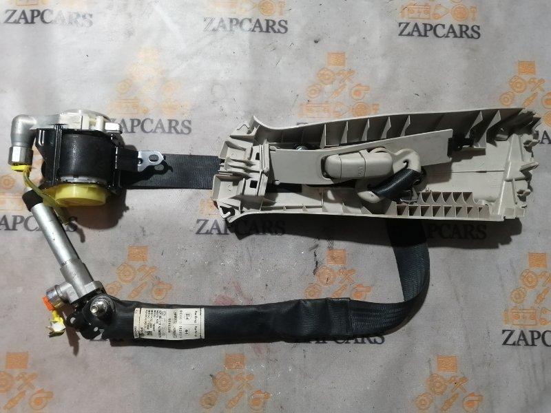 Ремень безопасности Mazda 3 BL Z6 2009 передний (б/у)
