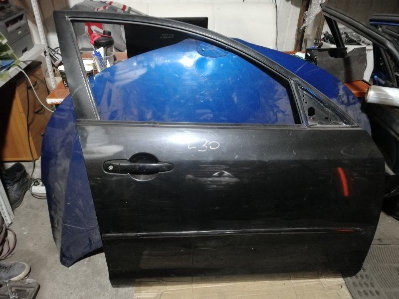 Дверь Mazda 3 BK LF 2005 передняя правая (б/у)