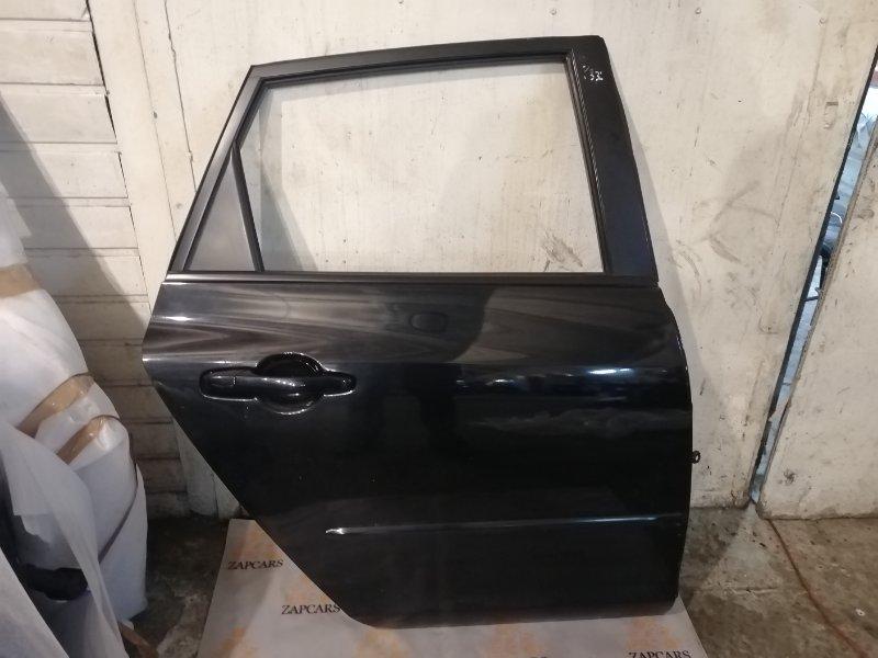 Дверь Mazda 3 BK Z6 2008 задняя правая (б/у)