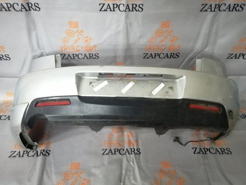 Бампер Mazda 3 BK LF 2006 задний (б/у)