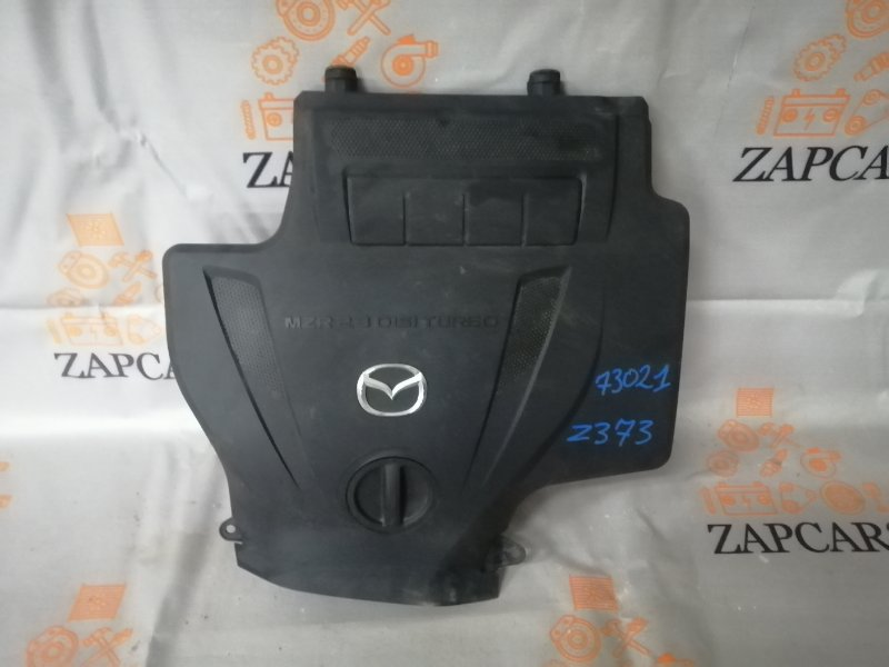 Крышка двигателя Mazda Cx-7 L3-VDT 2009 (б/у)