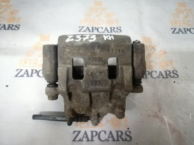 Тормозной суппорт Mazda Cx-7 L3-VDT 2009 передний правый (б/у)
