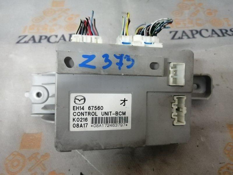 Блок комфорта Mazda Cx-7 L3-VDT 2009 (б/у)