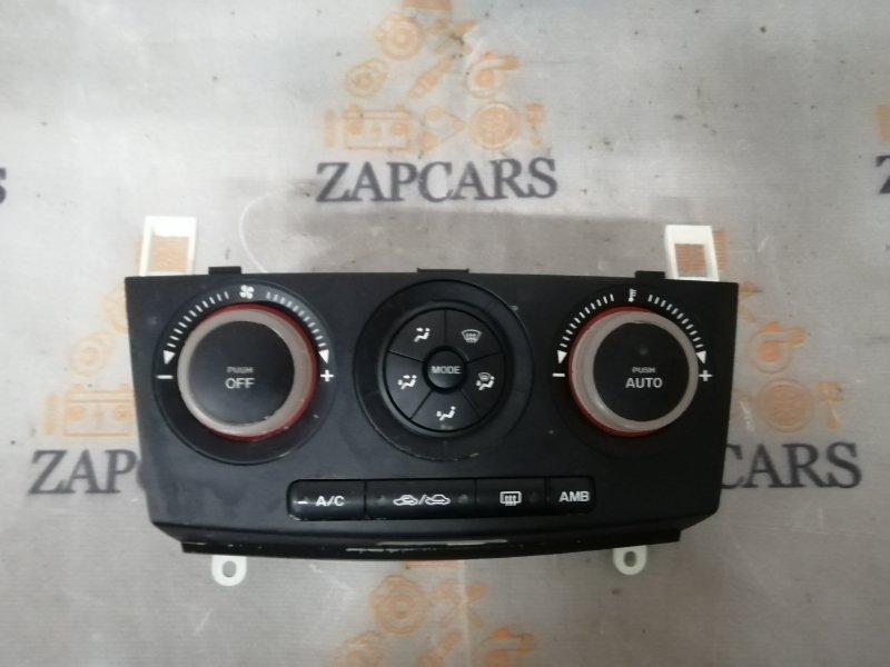 Блок климата Mazda 3 BK LF 2006 (б/у)