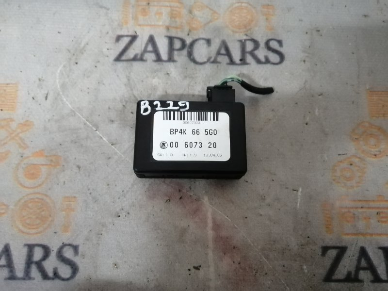 Датчик дождя Mazda 3 BK LF 2006 (б/у)