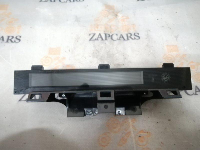 Дисплей информационный Mazda Cx-7 L3-VDT 2009 (б/у)