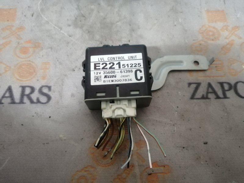 Блок управления фарами Mazda Cx-7 L3-VDT 2009 (б/у)