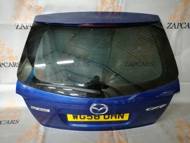 Крышка багажника Mazda Cx-7 L3-VDT 2009 (б/у)