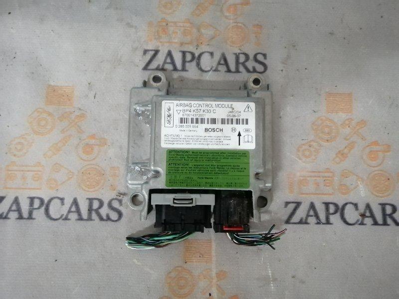 Блок srs Mazda 3 BK LF 2006 (б/у)