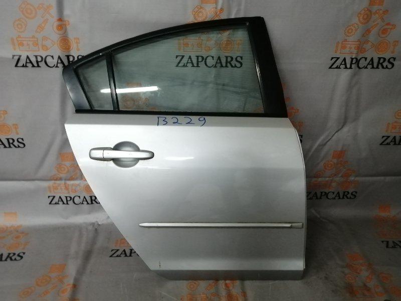 Дверь Mazda 3 BK LF 2006 задняя правая (б/у)