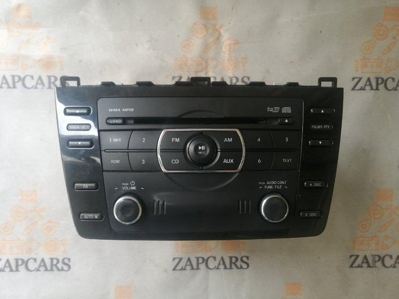 Магнитола Mazda 6 GH LF 2011 (б/у)