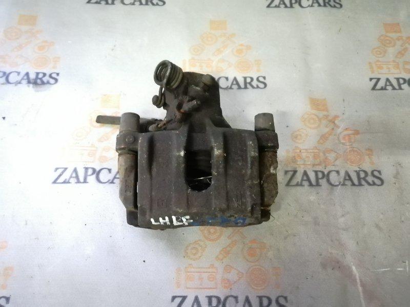 Тормозной суппорт Mazda 3 BK LF 2006 задний левый (б/у)