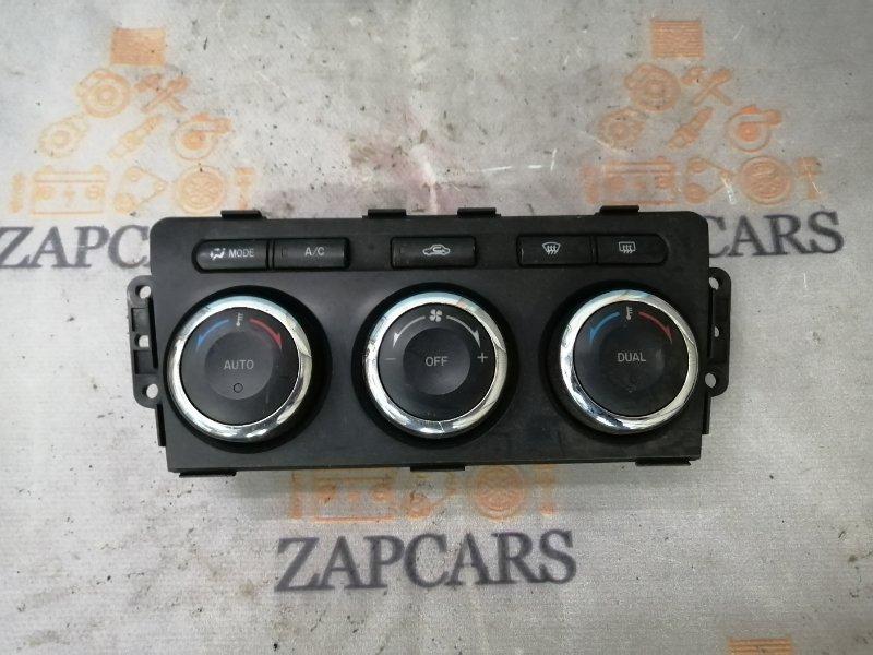 Блок управления климат-контролем Mazda 6 GH LF 2011 (б/у)